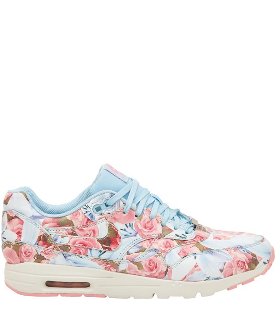 cheap for discount biggest discount pretty cool Nike Light Blue Paris City Collection Air Max 1 Ultra ...