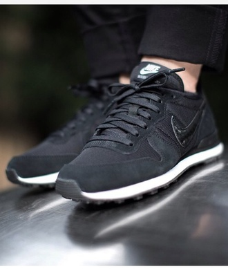shoes nike internationalist nike sneakers nike running shoes nike black sneakers low top sneakers