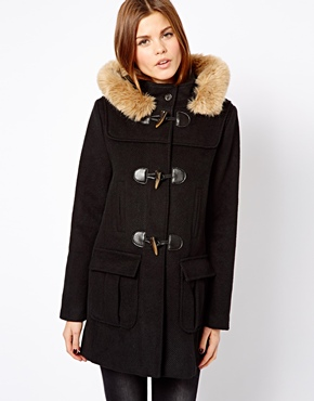 A Wear | A Wear Duffle Coat at ASOS