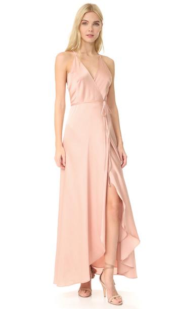 Yumi Kim Rush Hour Maxi Dress - Blush