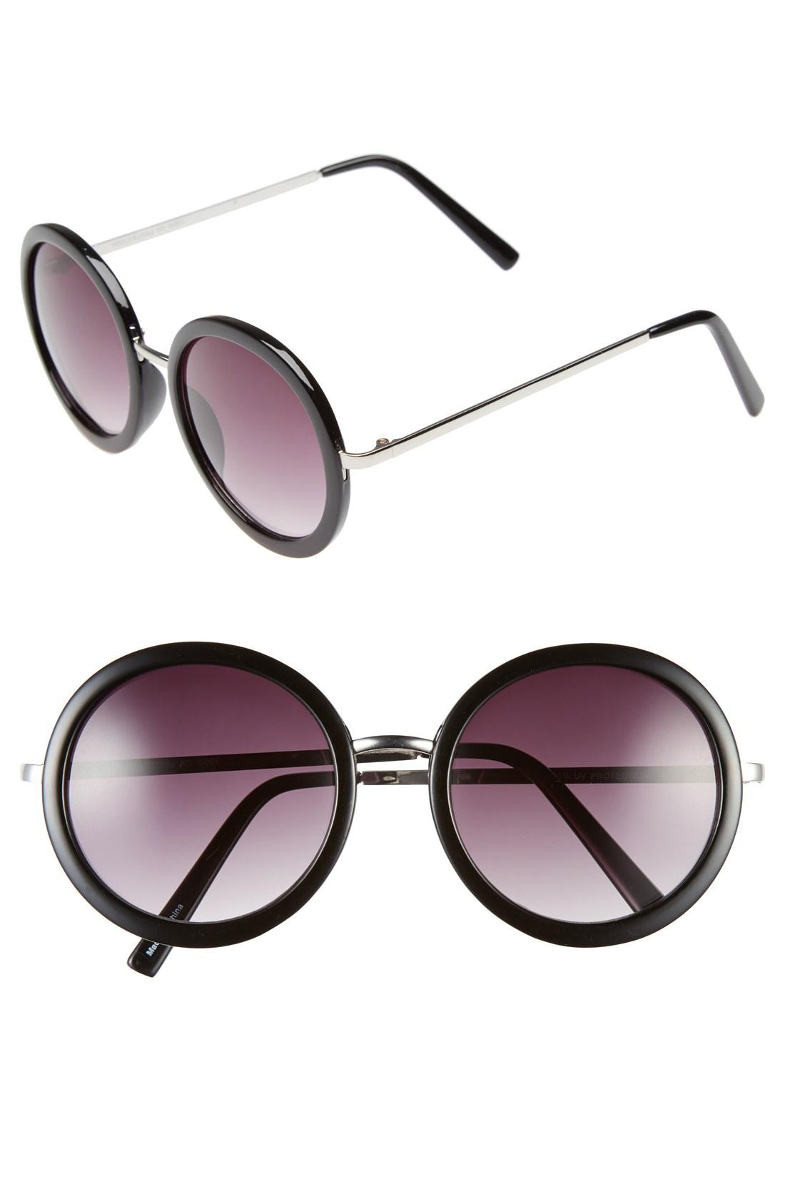 BP. 54mm Round Sunglasses | Nordstrom