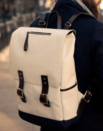 bag satchel backpack structured