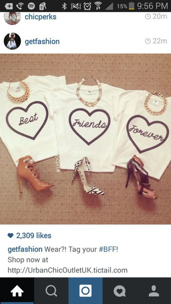 shirt friends shirtfriendship love