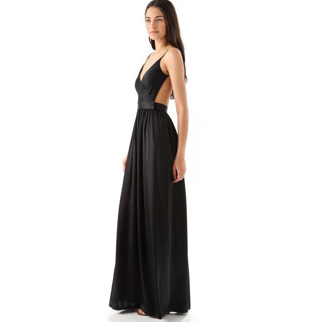 Electric moon backless long maxi dress · love, fashion struck ·