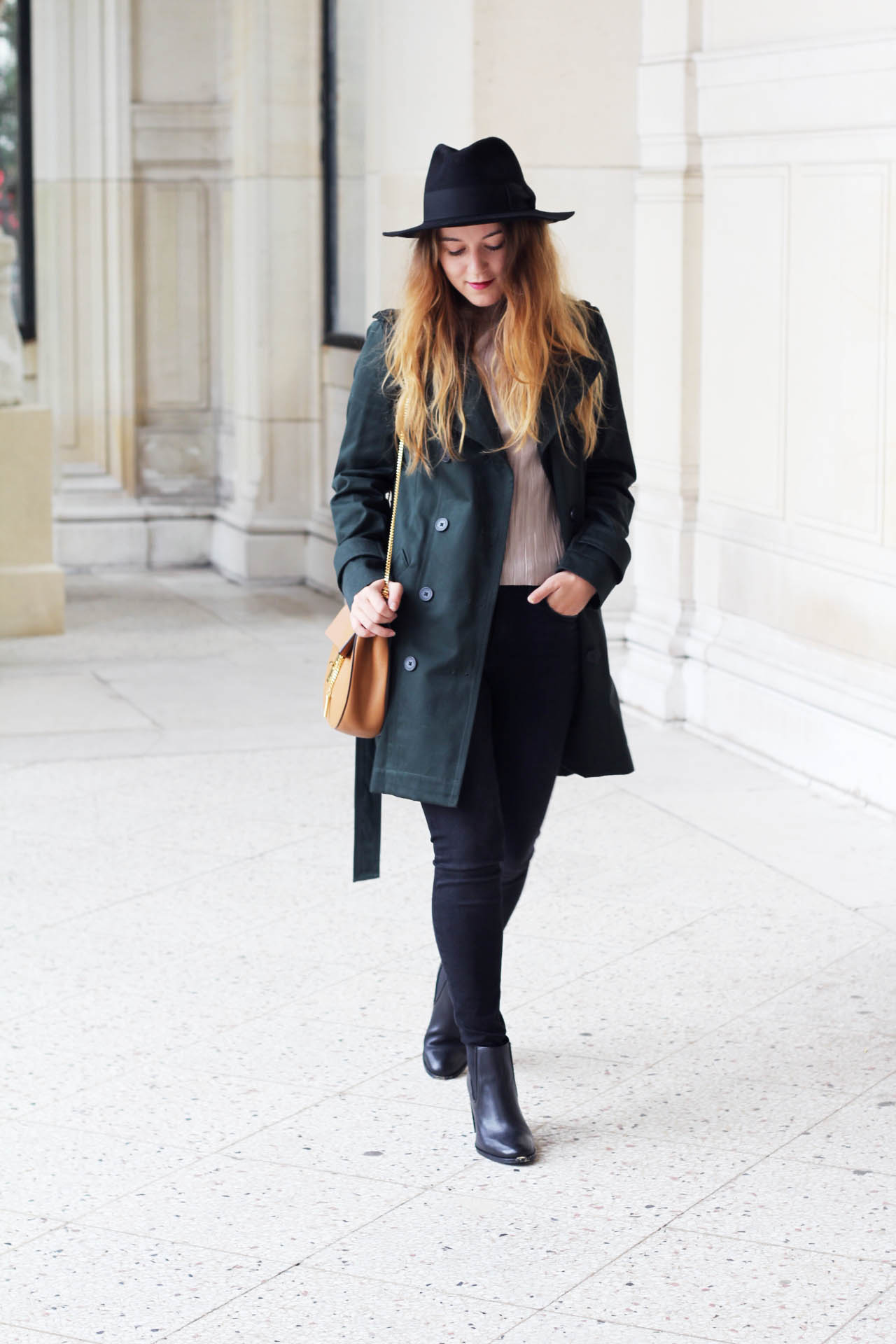 trench boots elodie in paris. Black Bedroom Furniture Sets. Home Design Ideas