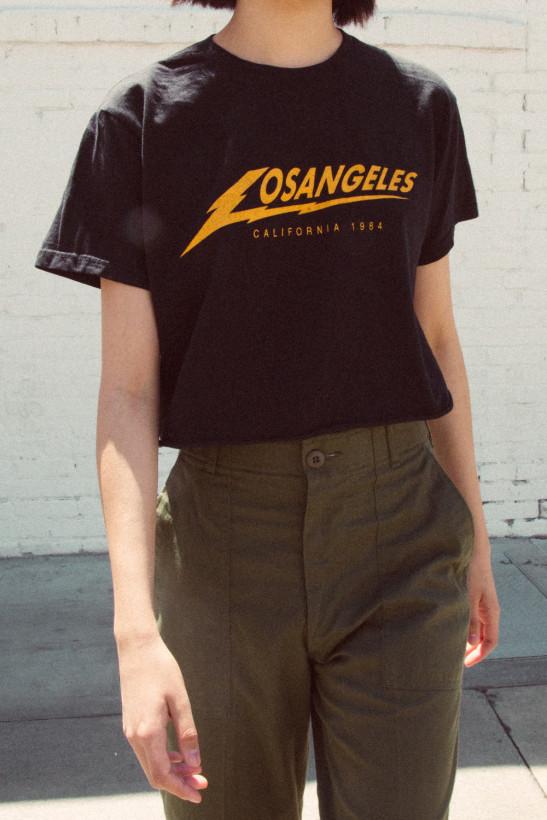 Aleena Los Angeles Lightning Top