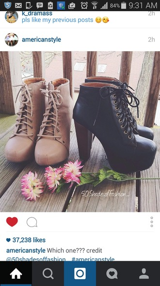 shoes black brown heels boots lace black boots brown boots brown shoes black shoes
