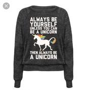 sweater,unicorn sweater or sweatshirts