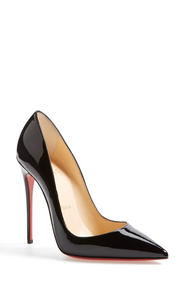 Christian Louboutin 'So Kate' Pointy Toe Pump | Nordstrom