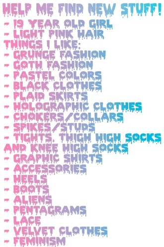 top goth goth outfit pastel pastel goth grunge soft grunge black tumblr tumblr girl boots heels collar studs spikes tights lace crop tops velvet plaid skirt holographic graphic tee choker necklace thigh highs knee high socks alien pentagram feminist