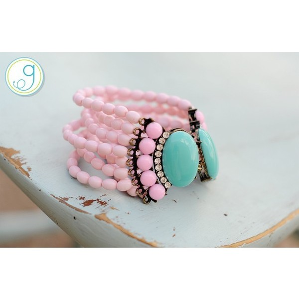 Fan Fringe Bracelet 4 Colors! - Polyvore