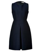 cotton-silk dress,burberry london