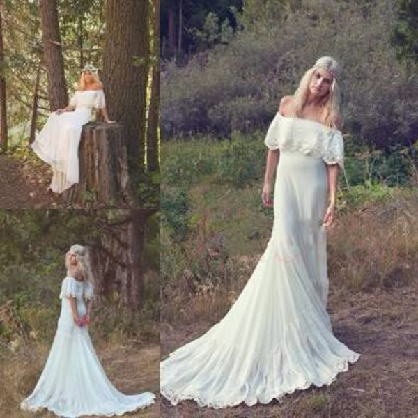 Aliexpress Buy 2016 Robe De Mariage A Line Lace Wedding