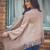 Fringe Jacket in Taupe | Entourage Clothing & Gifts