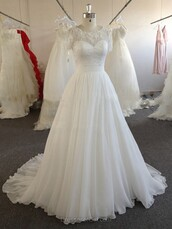 dress,wedding,bride,wedding dress,prom,prom dress,love,lovely,pretty,lace,lace dress,tulle dress,maxi,gown,maxi dress,special occasion dress,dressofgirl,long,long dress,fabulous,fashion vibe,wedding clothes,white dress,white,sparkle,shiny,princess wedding dresses,trendy,fashion,style,stylish,wow,cool,girly,girl,women,gorgeous