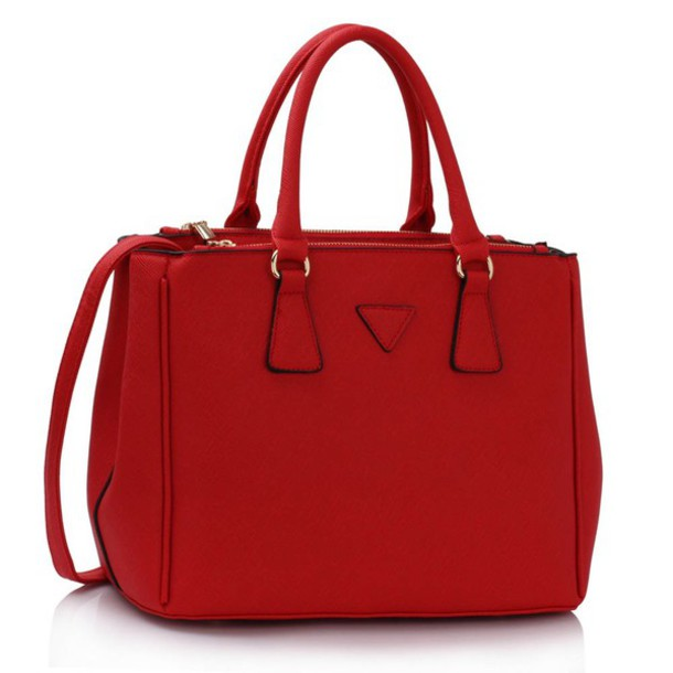 38fee560d543 bag tote bag handbag bags and purses christmas christmast gift red dress  red red lipstick red