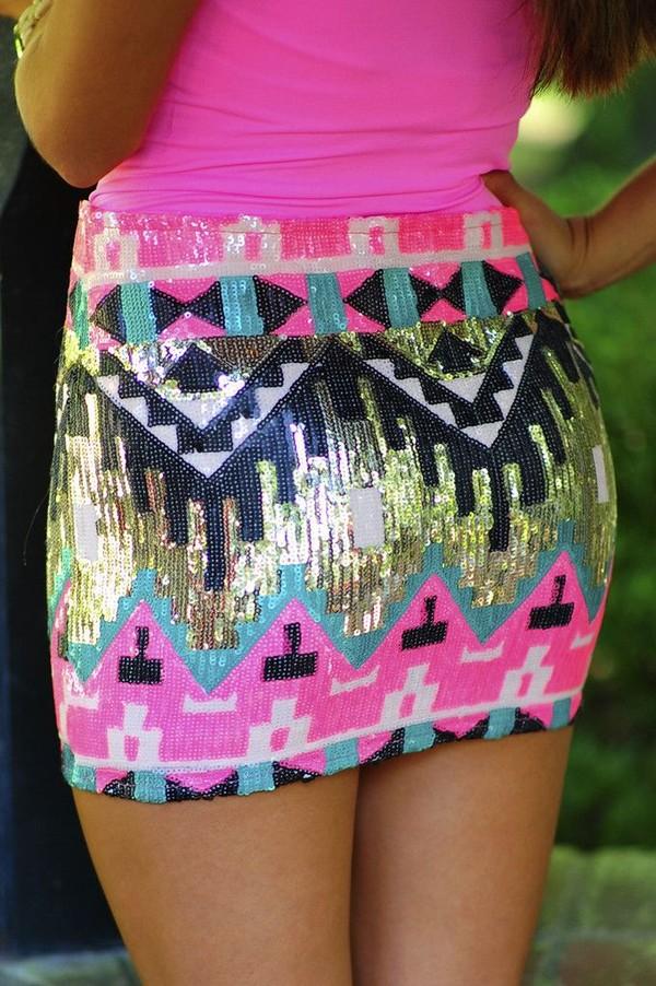 skirt tribal skirt aztec shirt