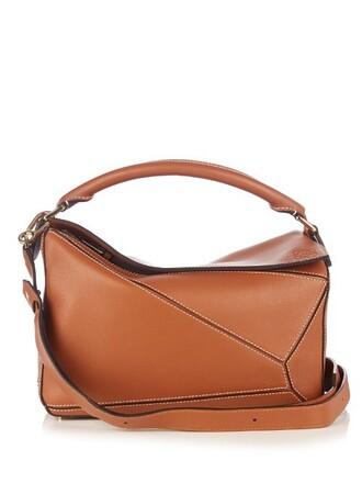 bag leather bag leather tan