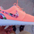 NIKE CORAL FLORAL SHOES