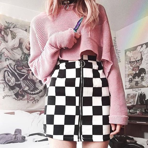 Skirt Itgirl Shop Kfashion Korean Fashion Fashion Tumblr