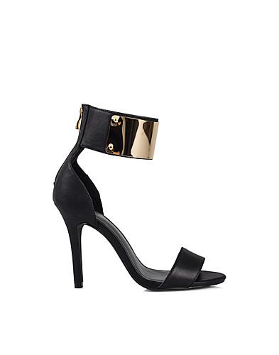 Cuffed Nly Shoes Svart Festsko Sko NELLY COM