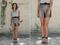 Diy sequin shorts «  a pair & a spare