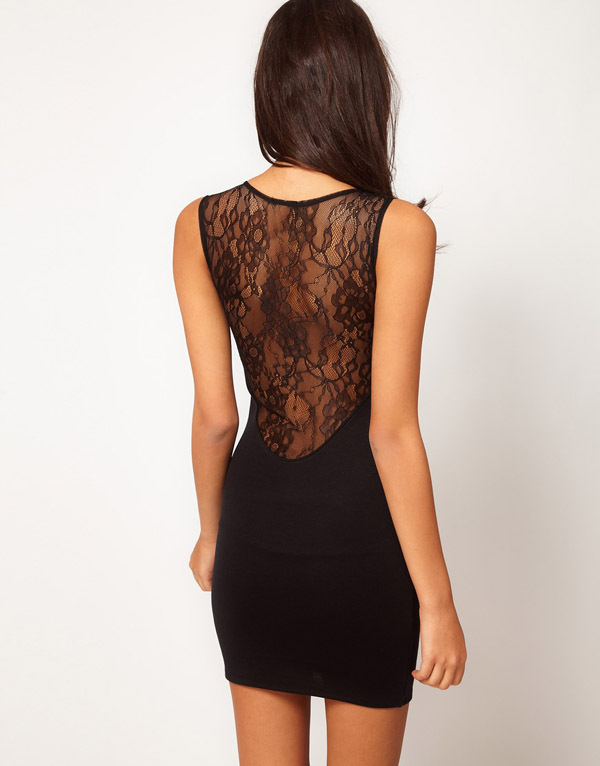 S-XL, 2014 Summer dress New Hot Sale Promotion Women Sexy Chic See-through Black Lace Patchwork Sleeveless mini girls lace dress | Amazing Shoes UK