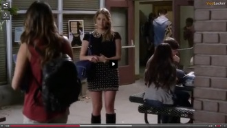 skirt ashley benson pretty little liars
