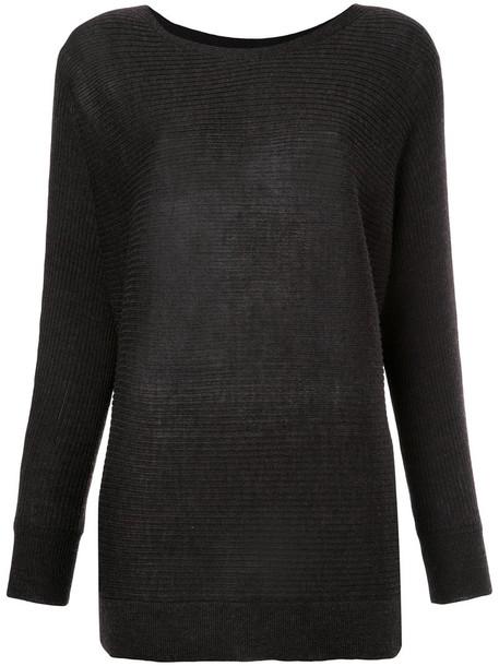 Roberto Collina sweater women grey