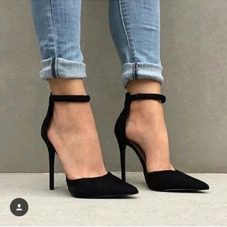 shoes black heels instagram
