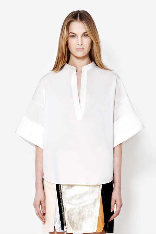 blouse lookbook fashion phillip lim