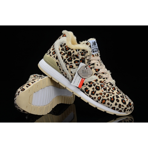 new balance 996 leopard print