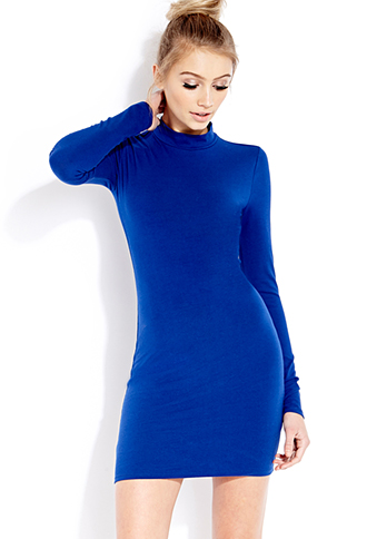 Bombshell Bodycon Dress | FOREVER21 - 2000107815
