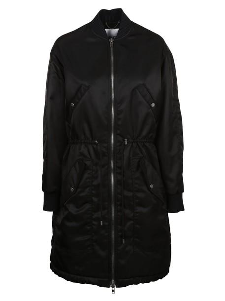coat long black