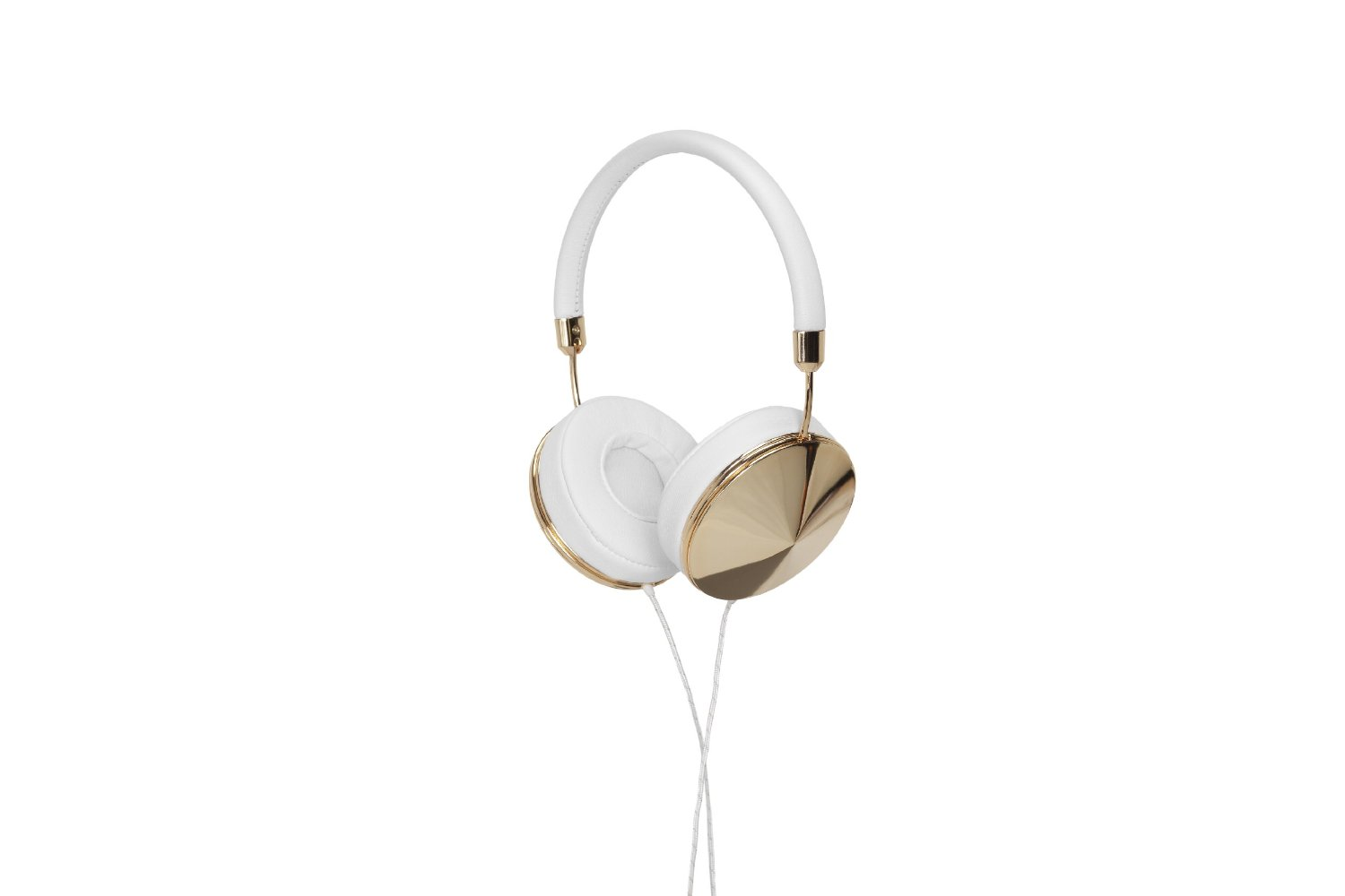 Amazon.com: frends taylor g/w taylor headphones, gold and white: electronics