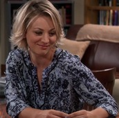 blouse,big bang theory,penny board,kaley cuoco,black and white blouse,black and white