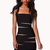 Tiger-Striped Bodycon Dress | FOREVER 21 - 2047842521