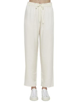 pants white