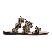 python,sandals,grey,shoes