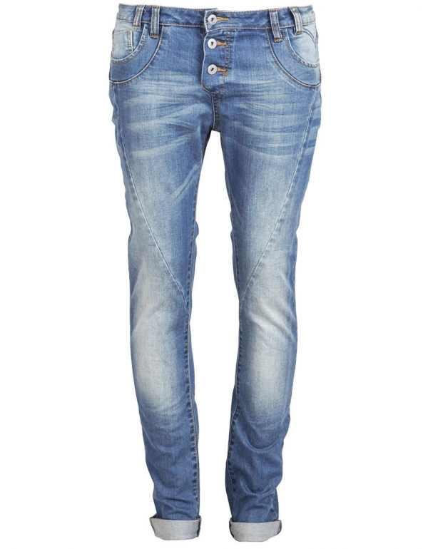 jeans light blue ripped jeans button fly boyfriend jeans drop crotch