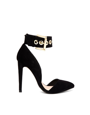ASOS | ASOS PROSPECT Pointed High Heels at ASOS