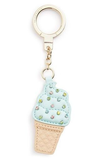 bag keychain bag charm cute mint bag accessoires ice cream