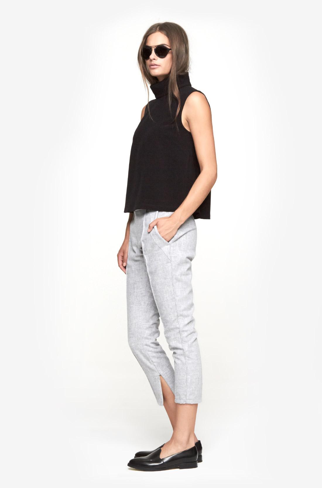 Rachel Comey Bradbury Pant in Grey