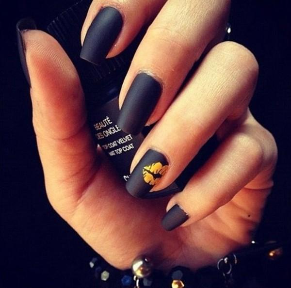 nail polish nail art nail armour black nails chanel