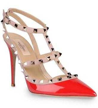 shoes valentino pumps heels fashion luxury