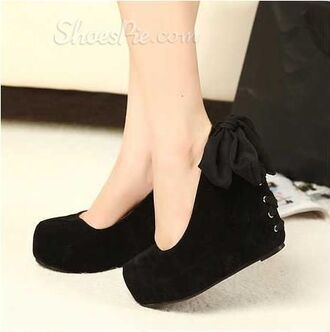 shoes black wedges cute shoes with ribbons ribbon black heels laced heel laced