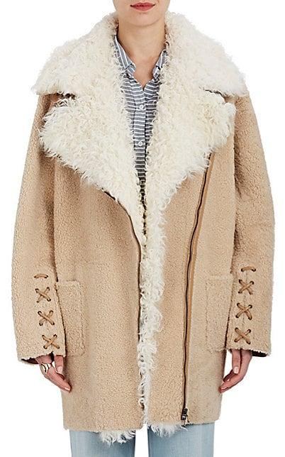 Ulla Johnson Hayden Shearling Coat   Barneys New York