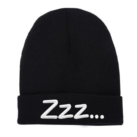 Zzz beanie – #NYLONshop