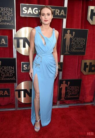 dress molly_bridal blue dress long evening dress celebrity