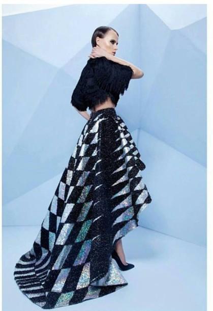 skirt optical